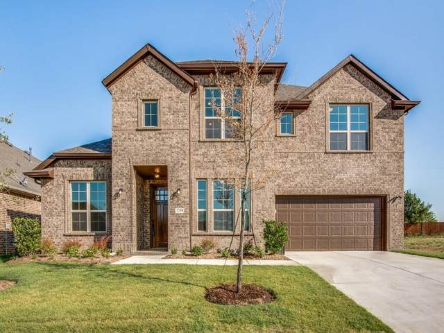 4209 Round Valley Lane, Fort Worth, TX 76262 (MLS #14335182) :: The Kimberly Davis Group