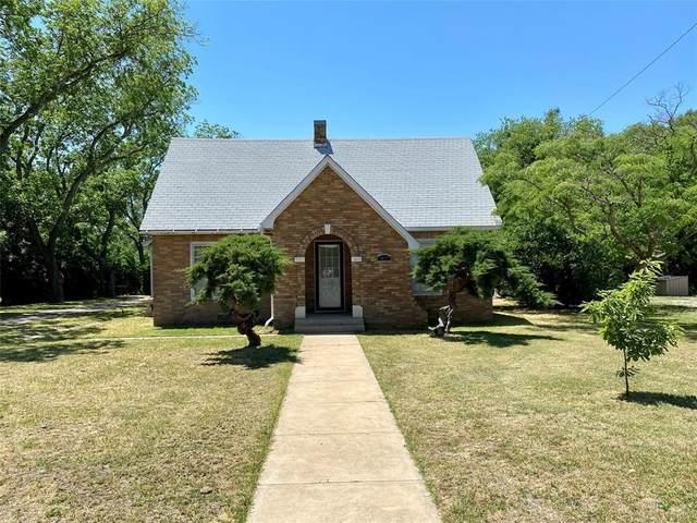 1617 Fisher Street, Goldthwaite, TX 76844 (MLS #14335240) :: The Hornburg Real Estate Group