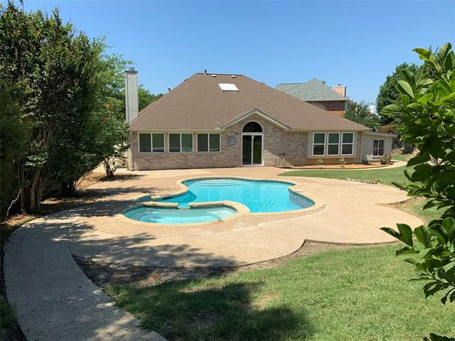 1600 Lansdale Drive, Flower Mound, TX 75028 (MLS #14335315) :: The Good Home Team