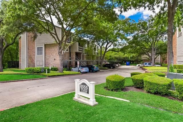 8555 Fair Oaks Crossing #506, Dallas, TX 75243 (MLS #14335321) :: Hargrove Realty Group