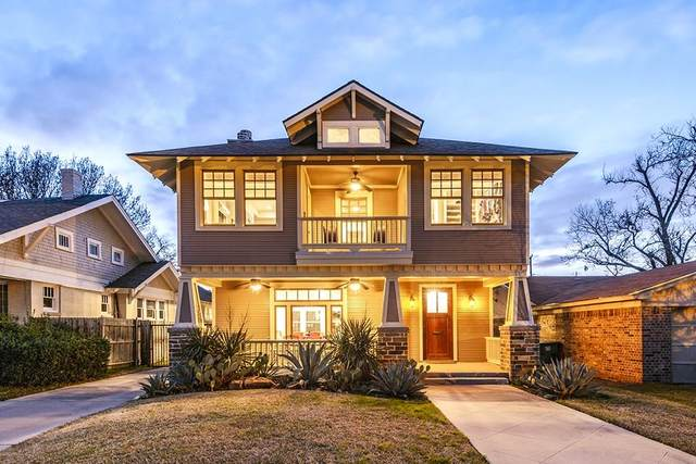2252 6th Avenue, Fort Worth, TX 76110 (MLS #14335345) :: Trinity Premier Properties