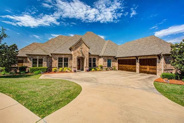 4 Raven Circle, Heath, TX 75032 (MLS #14335367) :: RE/MAX Landmark
