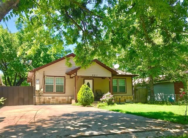 551 Elwayne Avenue, Dallas, TX 75217 (MLS #14335407) :: Hargrove Realty Group