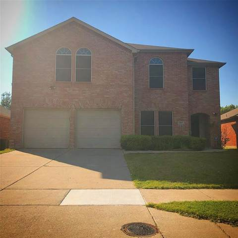 2117 Eisenhower Drive, Mckinney, TX 75071 (MLS #14335491) :: All Cities USA Realty