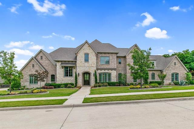 1533 Spanish Bay Drive, Keller, TX 76248 (MLS #14335506) :: The Mauelshagen Group