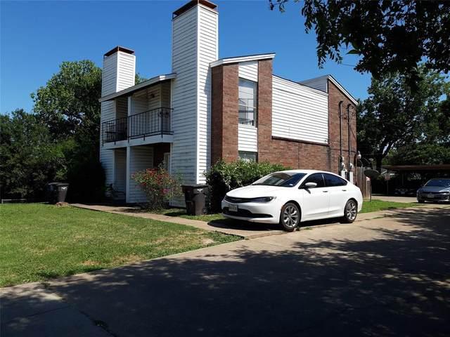 6828 Brentwood Stair Road, Fort Worth, TX 76112 (MLS #14335512) :: Team Tiller