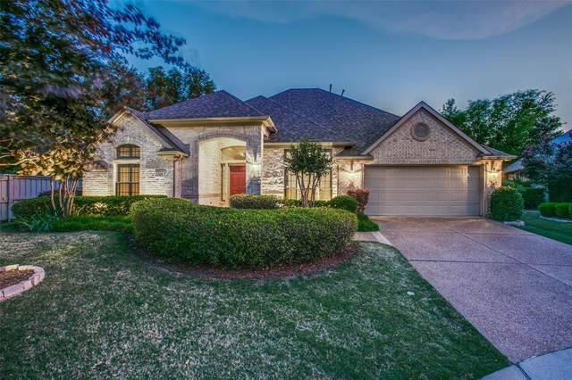 6001 Greywalls Drive, Mckinney, TX 75072 (MLS #14335544) :: All Cities USA Realty