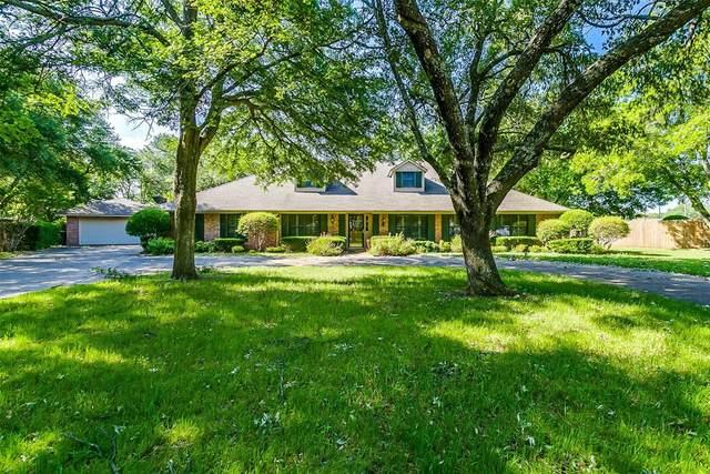 1505 Baystone Road, Cleburne, TX 76033 (MLS #14335680) :: Team Tiller