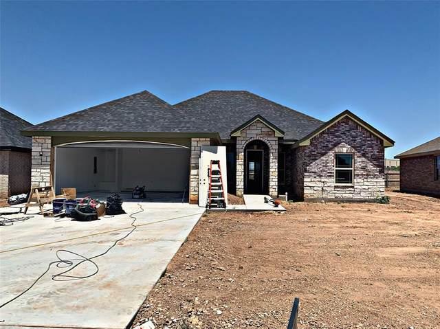 132 Carriage Hills, Abilene, TX 79602 (MLS #14335732) :: Robbins Real Estate Group