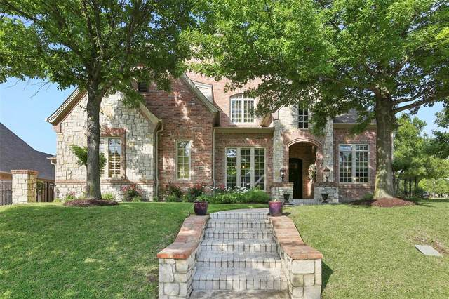6809 Providence Road, Colleyville, TX 76034 (MLS #14335755) :: The Tierny Jordan Network