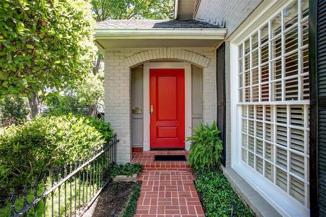 4721 Crestline Road, Fort Worth, TX 76107 (MLS #14335827) :: Real Estate By Design