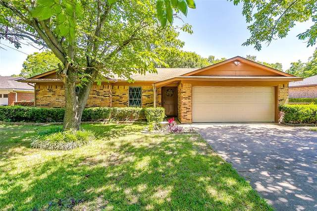 1009 Princeton Place, Cleburne, TX 76033 (MLS #14335835) :: Hargrove Realty Group