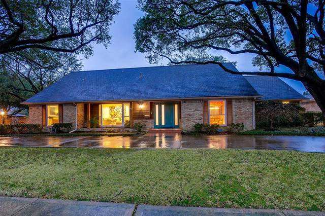 7350 Blairview Drive, Dallas, TX 75230 (MLS #14335873) :: The Hornburg Real Estate Group
