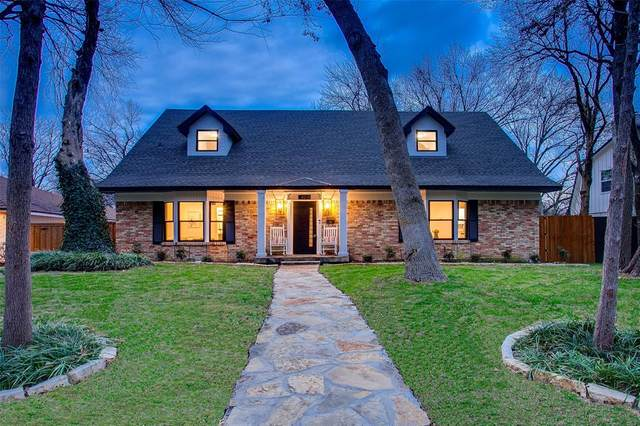 8218 San Cristobal Drive, Dallas, TX 75218 (MLS #14335987) :: The Paula Jones Team | RE/MAX of Abilene
