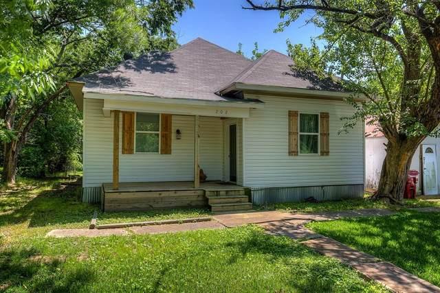 202 Olive Street, Lone Oak, TX 75453 (MLS #14336153) :: Team Hodnett