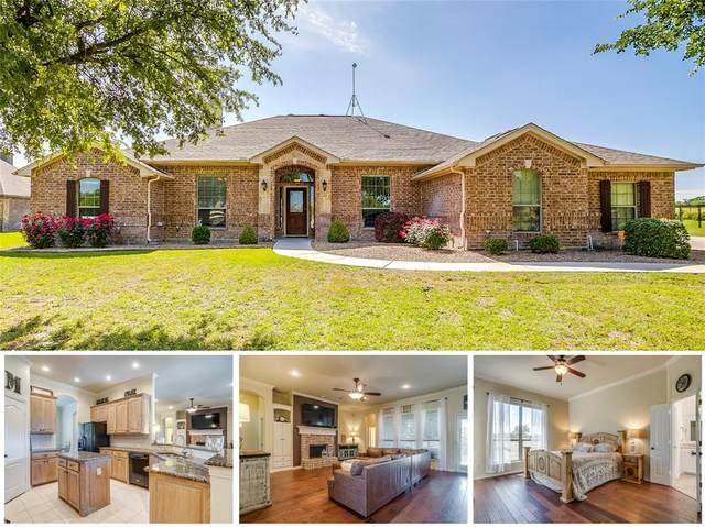 138 Blacktail Lane, Azle, TX 76020 (MLS #14336190) :: Real Estate By Design