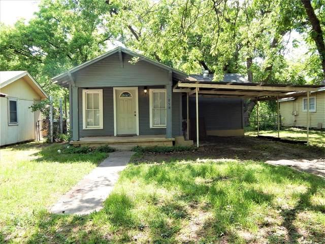 205 Pine Street, Clyde, TX 79510 (MLS #14336296) :: Trinity Premier Properties