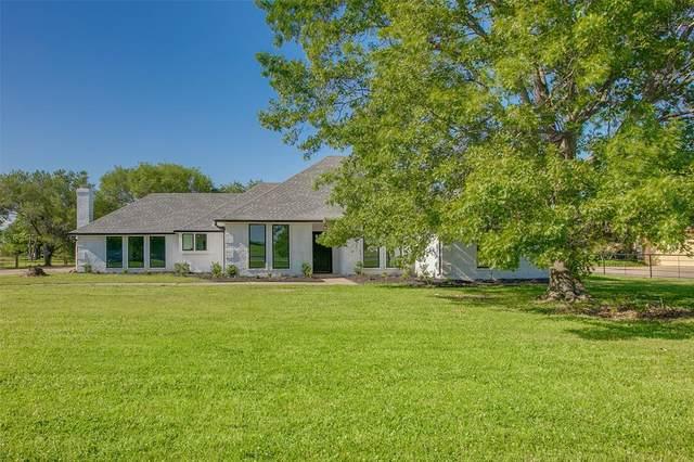 603 E Tripp Road, Sunnyvale, TX 75182 (MLS #14336347) :: Team Hodnett