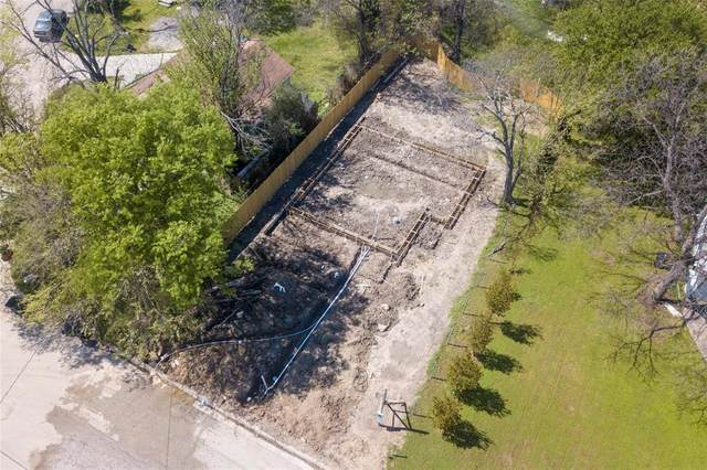 1416 Hendricks Street, Fort Worth, TX 76105 (MLS #14336395) :: Team Hodnett