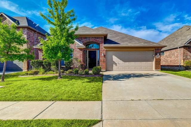 4021 Cloud Cover Road, Fort Worth, TX 76262 (MLS #14336399) :: The Kimberly Davis Group