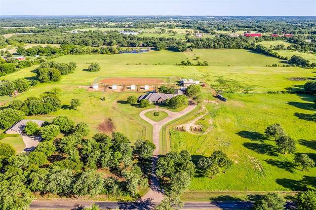 4400 County Road 312, Cleburne, TX 76031 (MLS #14336424) :: Potts Realty Group