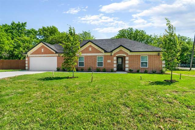 902 Dewberry Street, Wilmer, TX 75172 (MLS #14336437) :: Team Tiller