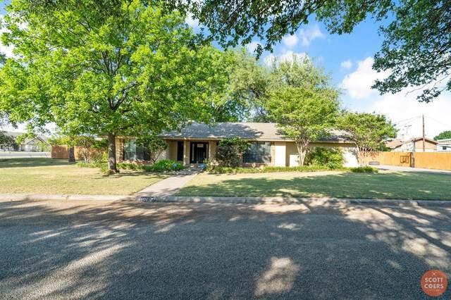 101 Meadow Glen Drive, Early, TX 76802 (MLS #14336511) :: Real Estate By Design