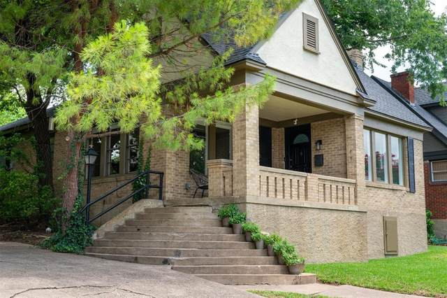 6819 Vivian Avenue, Dallas, TX 75223 (MLS #14336530) :: Tenesha Lusk Realty Group