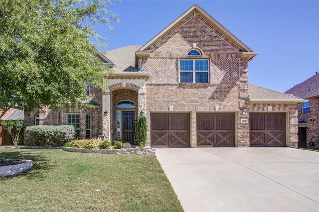 2251 Palo Duro Drive, Prosper, TX 75078 (MLS #14336549) :: All Cities USA Realty
