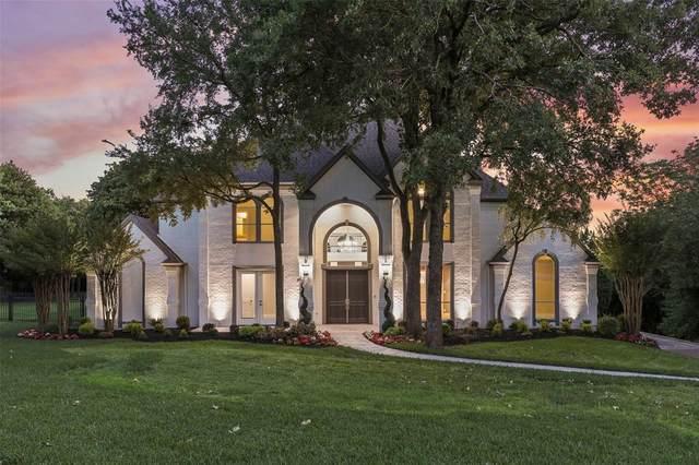 4801 Harbor Drive, Flower Mound, TX 75022 (MLS #14336562) :: The Mauelshagen Group
