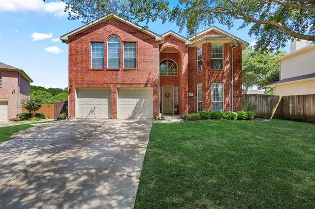 2520 Katina Drive, Flower Mound, TX 75028 (MLS #14336607) :: Real Estate By Design