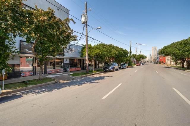 3031 Clover Street, Dallas, TX 75226 (MLS #14336690) :: Century 21 Judge Fite Company
