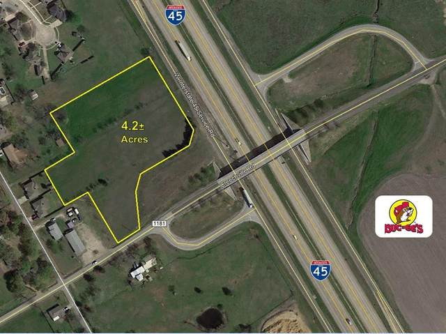 TBD 4.2 S Interstate Highway 45, Ennis, TX 75119 (MLS #14336694) :: The Property Guys