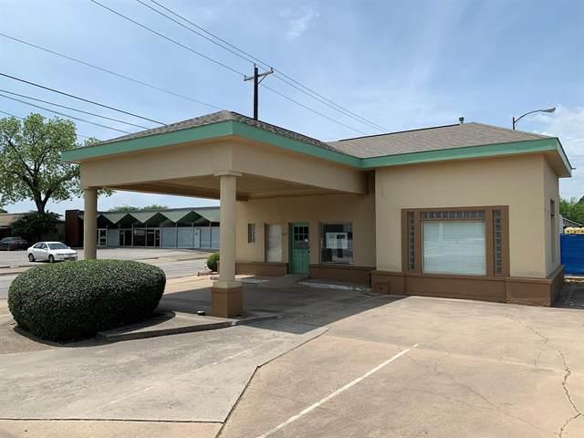 601 N Elm Street, Denton, TX 76201 (MLS #14336836) :: Real Estate By Design
