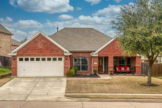 1219 Belle Meade Way, Burleson, TX 76028 (MLS #14336882) :: The Mitchell Group