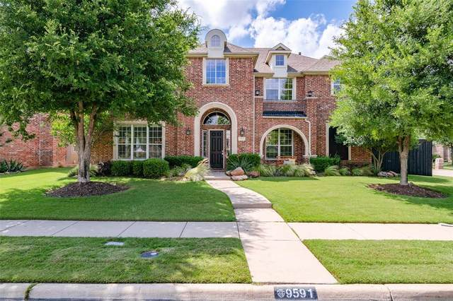 9591 Ironwood Drive, Frisco, TX 75033 (MLS #14336900) :: The Rhodes Team
