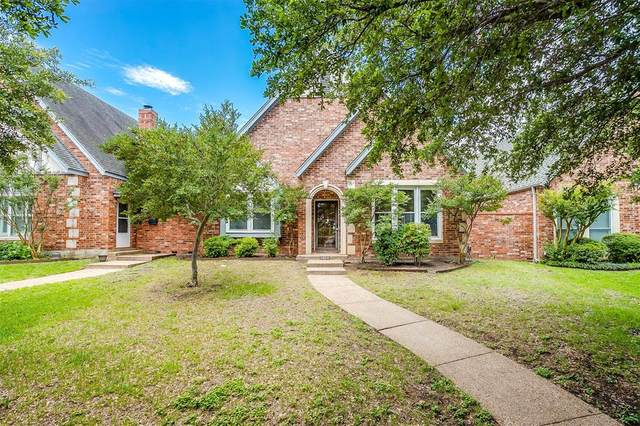 1404 Belle Place, Fort Worth, TX 76107 (MLS #14336915) :: Hargrove Realty Group