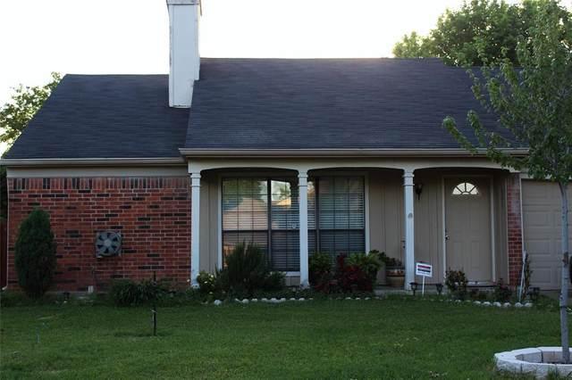4158 Emerson Drive, Grand Prairie, TX 75052 (MLS #14336938) :: ACR- ANN CARR REALTORS®