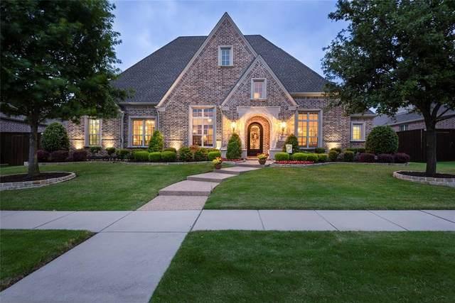 1837 Truscott Lane, Allen, TX 75013 (MLS #14336993) :: Team Tiller