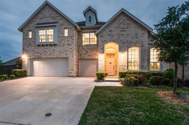 4421 Dashland Drive, Celina, TX 75009 (MLS #14337021) :: Real Estate By Design