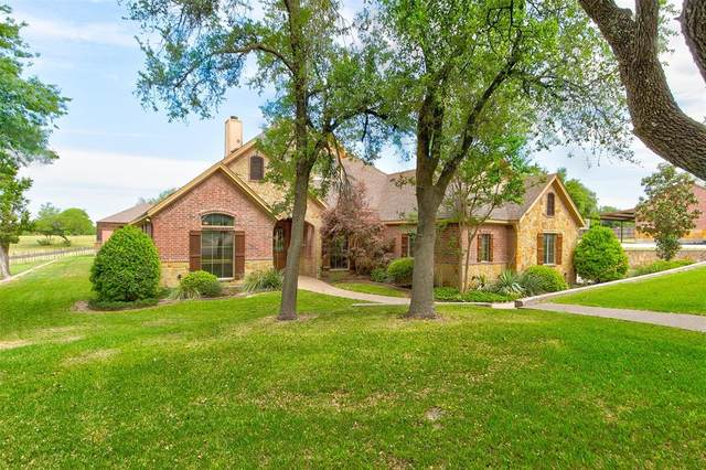 195 N Star Crossing Lane, Weatherford, TX 76088 (MLS #14337060) :: Real Estate By Design