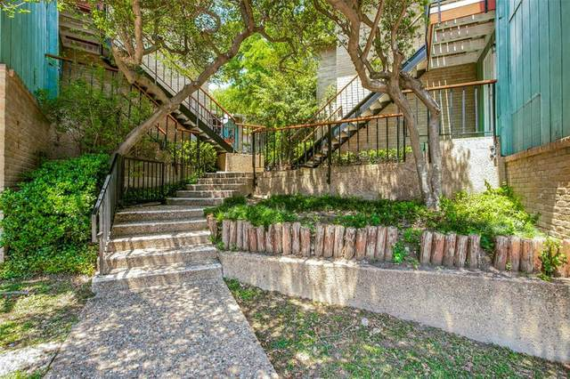 6600 Eastridge Drive #117, Dallas, TX 75231 (MLS #14337083) :: The Chad Smith Team