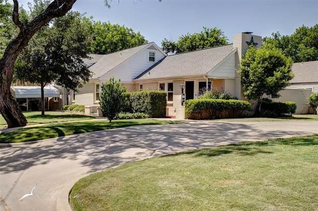 1250 Sayles Boulevard, Abilene, TX 79605 (MLS #14337091) :: The Paula Jones Team   RE/MAX of Abilene