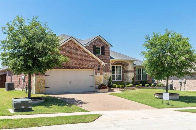 701 Peterhouse Drive, Mckinney, TX 75071 (MLS #14337186) :: All Cities USA Realty