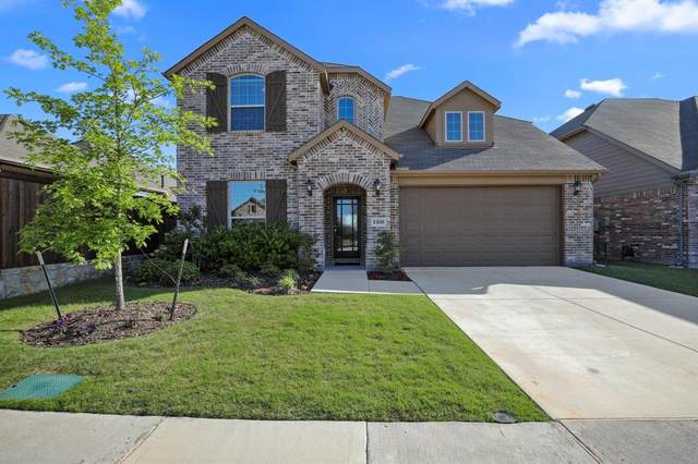 1508 Yellowthroat Drive, Little Elm, TX 75068 (MLS #14337190) :: All Cities USA Realty