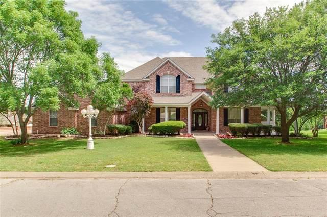 807 Shady Creek Drive, Cleburne, TX 76033 (MLS #14337221) :: Potts Realty Group