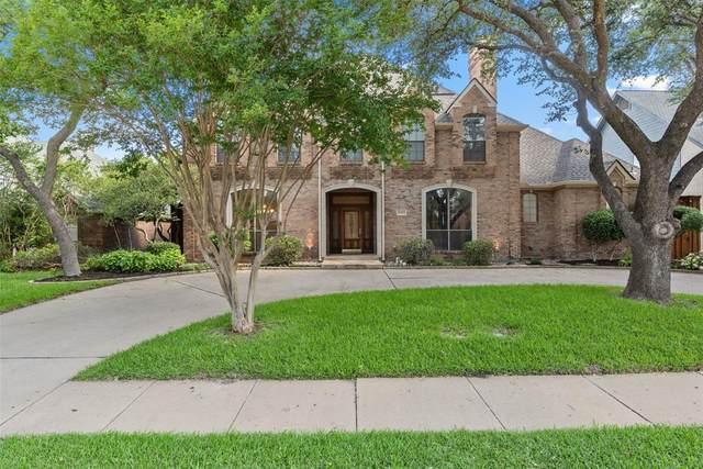 4593 Adrian Way, Plano, TX 75024 (MLS #14337238) :: Real Estate By Design