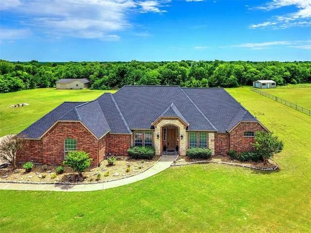 188 Green Meadow Court, Gunter, TX 75058 (MLS #14337310) :: Team Tiller