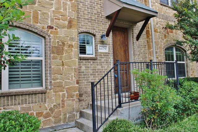6479 Las Colinas Boulevard, Irving, TX 75039 (MLS #14337354) :: Ann Carr Real Estate