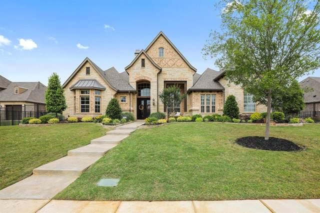 1004 Lexington Terrace, Southlake, TX 76092 (MLS #14337387) :: The Kimberly Davis Group